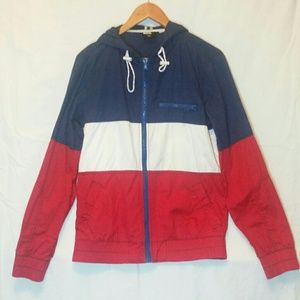 Urban Outfitters BDG Colorblock Fullzip Jacket